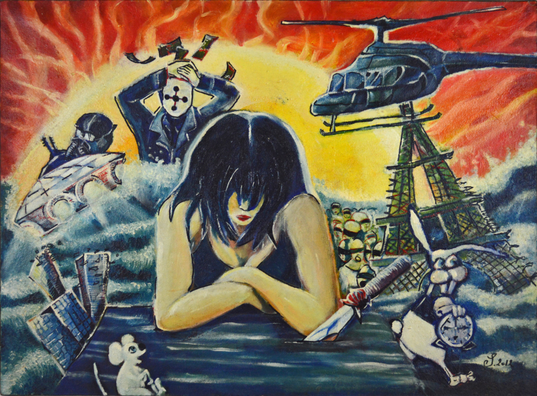 Sarah Bouzaglou Boissin - chaos