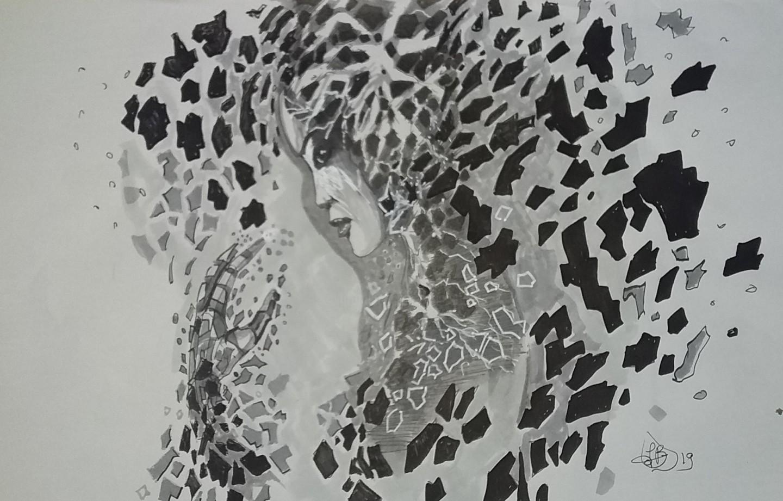 Sarah Bouzaglou Boissin - décentration