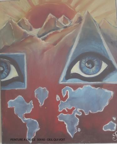 l'oeil qui voit